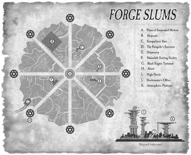 Forge Slums, Warhammer 40K, Games Workshop