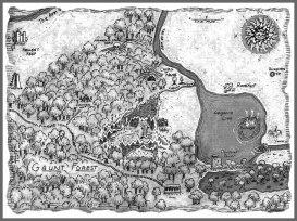 Gaunt Forest, Frog God Games